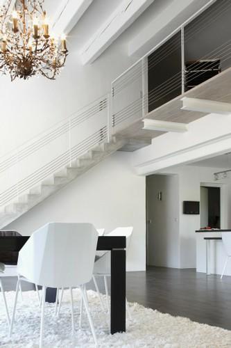 Extension maison p marie parente architecte dplg for Cout agrandissement maison 60m2